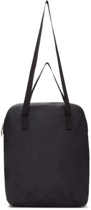 Veilance Black Seque Tote