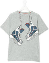 Stella McCartney teen printed T-shirt - kids - Cotton - 16 yrs