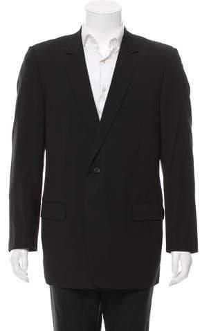 Christian Dior Two-Button Super 100's Blazer