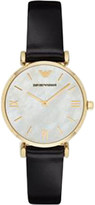 Emporio Armani AR1910 gold-plated stainless steel watch