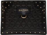 Balmain - Pochette noire Nano
