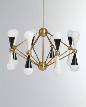 Jonathan Adler Caracas 16-Light Chandelier