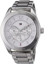 Tommy Hilfiger Women's Quartz Watch 1781215 with Metal Strap