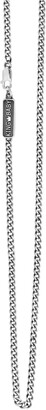 King Baby Studio Sterling Silver Chain Necklace