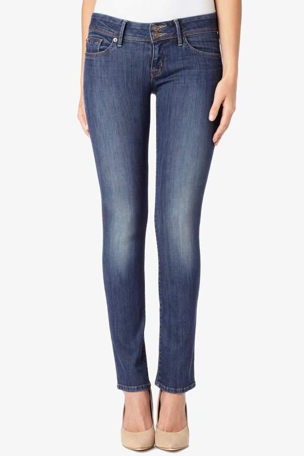Hudson Jeans Ginny Straight Loveless Jeans