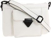 BCBGeneration - Jessie Mini Crossbody (White) - Bags and Luggage