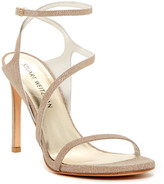 Stuart Weitzman Sultry Stiletto Leather Sandal