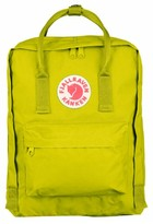 Fjallraven 'Kanken' Water Resistant Backpack - Green
