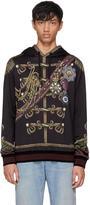 Dolce & Gabbana Navy Knight Hoodie