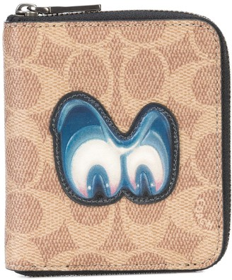 Coach x Disney small signature wallet