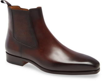 Magnanni Jarvis Zip Boot