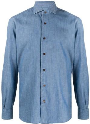 Barba Chambray Shirt