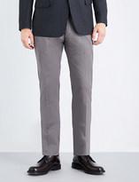 Armani Collezioni Regular-fit stretch-cotton chinos