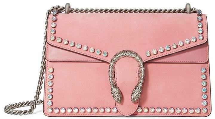 f7ba4becd871 Gucci Crystal Dionysus Bag - ShopStyle