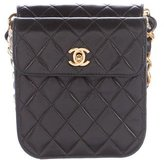 Chanel Quilted Waist Bag