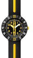 Flik Flak Yellow Ahead Watch FCSP033