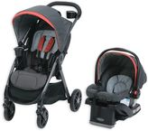 Graco FastActionTM DLX Travel System in Solar Red