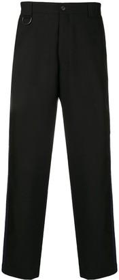 Paul Smith tuxedo stripe trousers