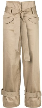 Alexis Vicente straight-leg trousers