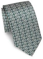 Dolce & Gabbana Ladybird-Print Silk Tie