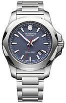 Victorinox Men's I.N.O.X Date Bracelet Strap Watch
