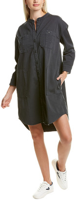 James Perse Utility Shirtdress