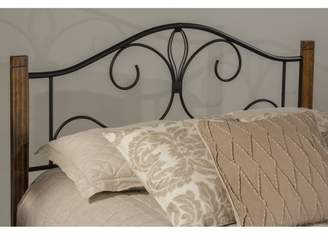 Hillsdale Furniture Destin Headboard with Metal Frame, Multiple Sizes and Colors