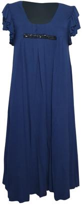 Baum und Pferdgarten Blue Viscose Dresses