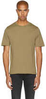 BLK DNM Tan 125 Raw Crewneck T-shirt