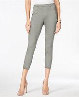 Style&Co. Style & Co Twill Capri Leggings, Created for Macy's
