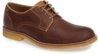 Johnston & Murphy Howell Plain Toe Derby