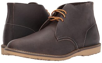 Red Wing Shoes Weekend Chukka (Bourbon Yuma) Men's Lace-up Boots