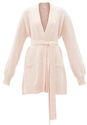 Skin Marlee Cotton Wrap Cardigan - Light Pink
