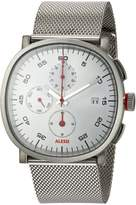 Alessi Men's AL5030 Tic15 Analog Display Analog Quartz Watch