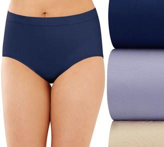 Bali Comfort Revolution Briefs - 3 Pack