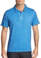 Saks Fifth Avenue Slim-Fit Cotton Polo Shirt
