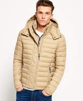 Superdry Fuji Double Zip Hooded Jacket