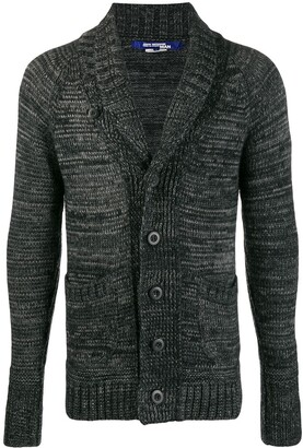 Junya Watanabe Comme Des Garçons Pre Owned Shawl Collar Cardigan