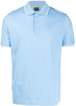 Paul & Shark short-sleeved polo shirt