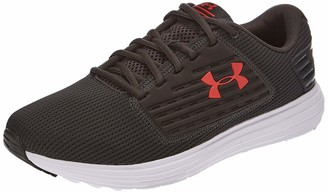 Under Armour Men's Surge Special Edition Running Shoe Black (001)/White 8