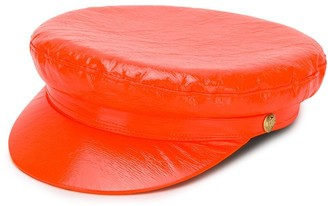 Manokhi Vinyl Baker Boy Hat
