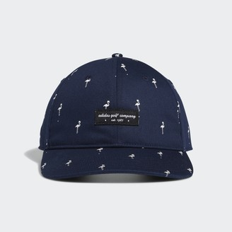 adidas Golf Flamingo-Print Hat