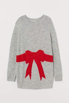 H&M MAMA Sweater with Design