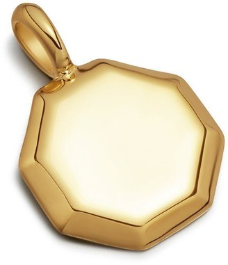 Missoma Gold Mini Octagon Pendant