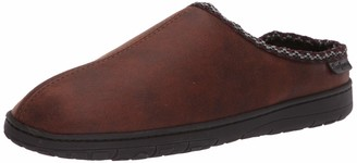 Dearfoams Men's Clog Slipper