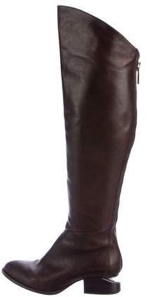 Alexander Wang Sigrid Over-The-Knee Boots