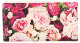 Kate Spade Leather Floral Printed Wallet