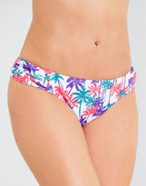 Just Peachy By Figleaves.com Coco Rush Ruched Brief