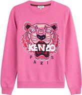 Kenzo Sweat en coton à logo brodé