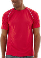 JCPenney Xersion Quick-Dri Short-Sleeve Training Top